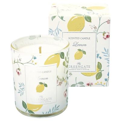 Ароматизированная свеча Limona white 120 г