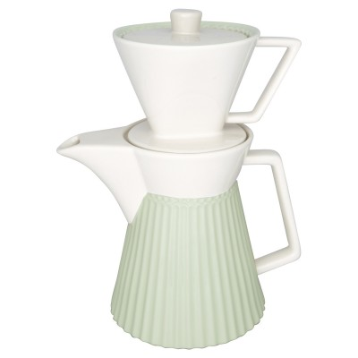 Кофейник Alice pale green