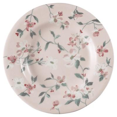 Десертная тарелка Jolie pale pink 15 см