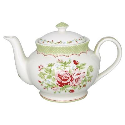 Чайник round Mary white 1 Л