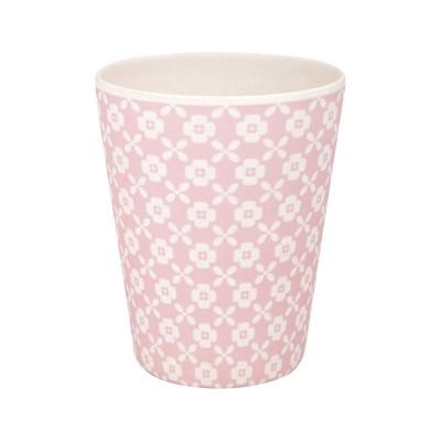 Бамбуковый стакан Helle pale pink