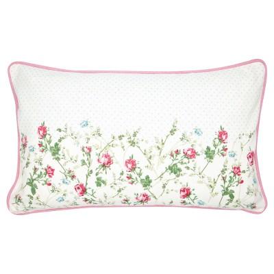Подушка Constance white 30х50 см