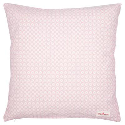 Подушка Helle pale pink 40х40 см