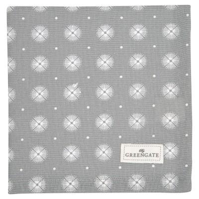 Салфетка Saga warm grey 40х40 см