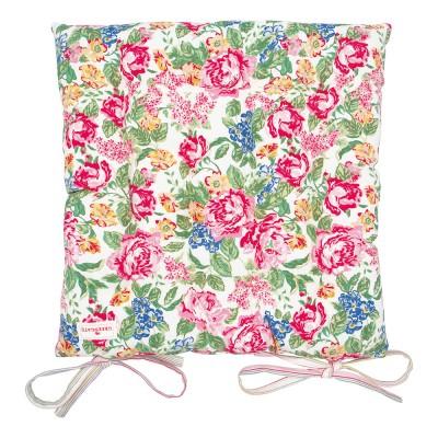 Подушка для стула Emmaline white 40х40 см