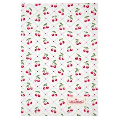 Полотенце Cherie white 50х70 см