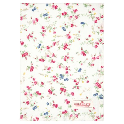 Полотенце Ottilia white 50х70 см