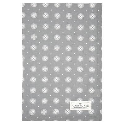 Полотенце Saga warm grey 50х70 см