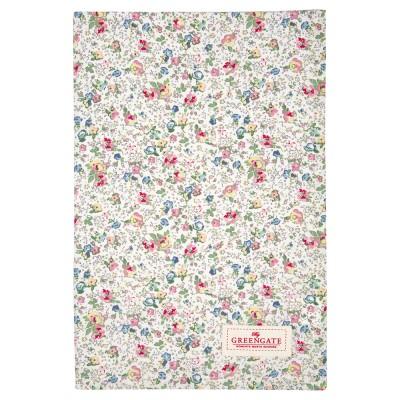 Полотенце Vivianne white 50х70 см