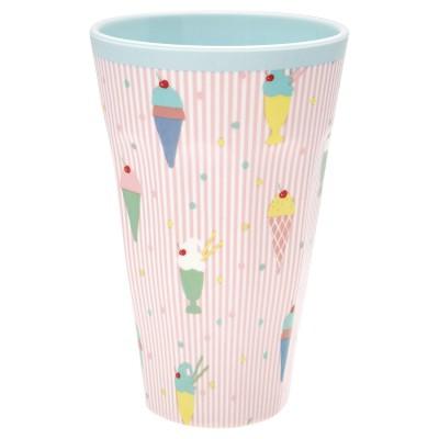 Высокий стакан Isa pale pink