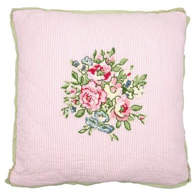 Подушка Franka pale pink 40х40 см
