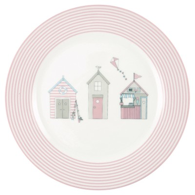 Детская тарелка Ellison pale pink 20 см