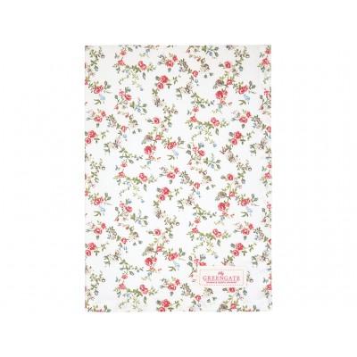 Полотенце Carly white 50х70 см