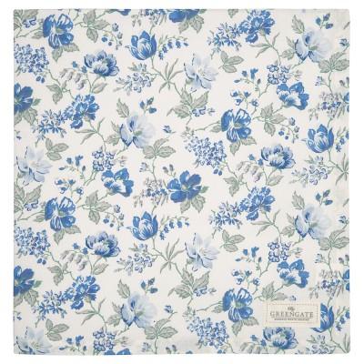 Скатерть Donna blue 150х150 см
