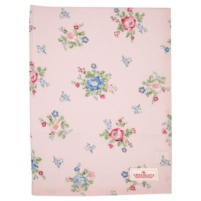 Скатерть Roberta pale pink 130х170 см