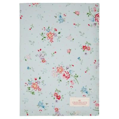 Полотенце Belle pale blue 50х70 см