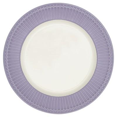 Блюдо Alice lavender 26,5 см