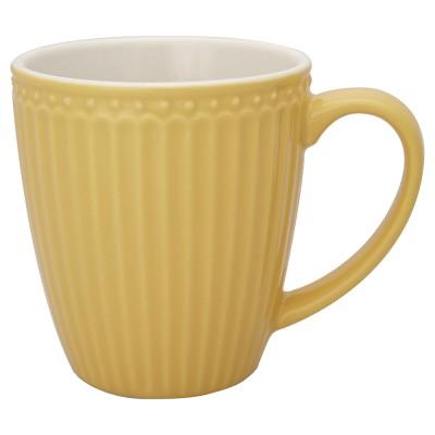 Кружка Alice honey mustard 370 мл