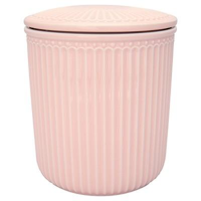 Банка для хранения Alice pale pink 15 см