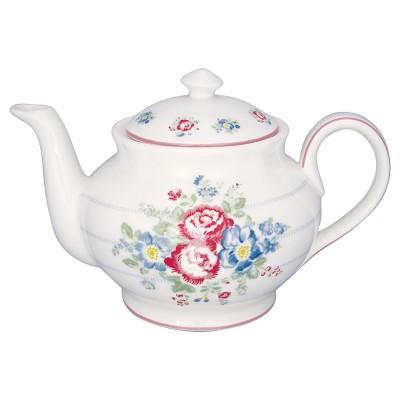 Чайник Henrietta white 1 л