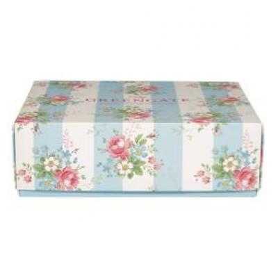 Подарочная коробка Marie pale blue large