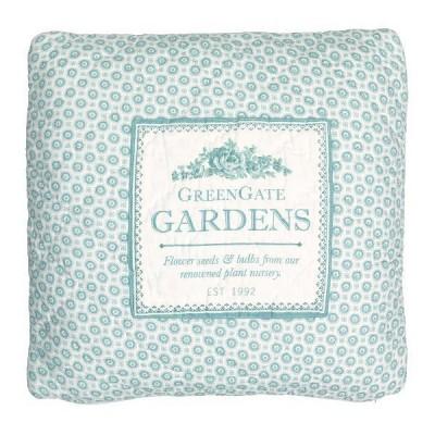 Наволочка Garden mint 40х40 см