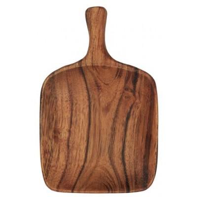 Маленькая чаша oiled acacia wood