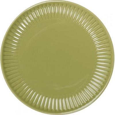Тарелка Mynte Herbal Green
