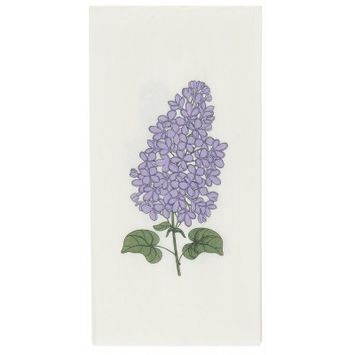 Бумажные салфетки Lilac flower 16 шт