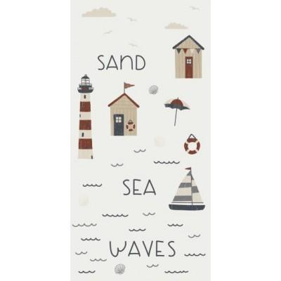 Бумажные салфетки Sea Sand Waves 16 шт