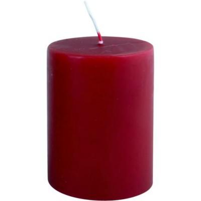 Свеча dark red D 7 см