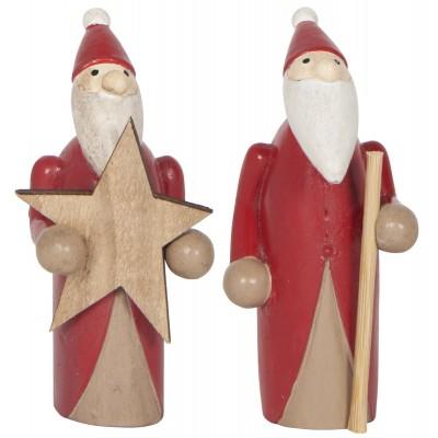 Фигурка Санта Клаус (в ассортименте)