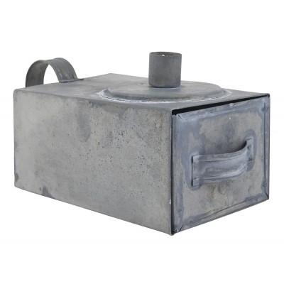 Подсвечник-коробка для хранения свечей