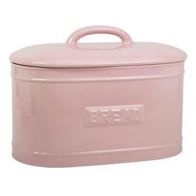 Хлебница овальная light pink