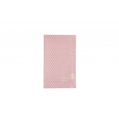 Столовая дорожка Polka dot pink 45x150 см