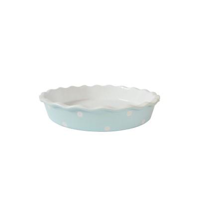 Форма для выпечки Blue Pie with dots 26,5 см