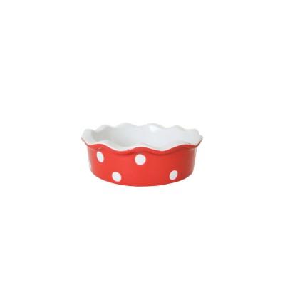 Форма для выпечки Small Pie red 12x12 см