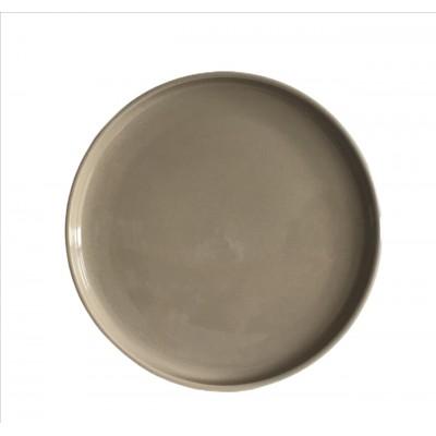 Блюдо Stoneware 26 см в Beige