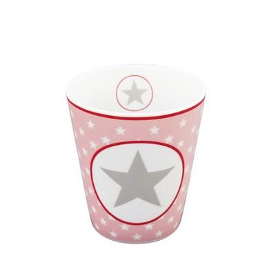 Стакан Big star pink