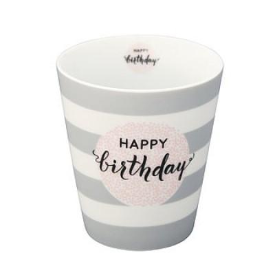 Стакан Happy Birthday