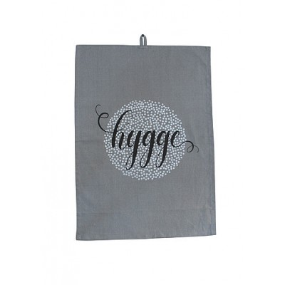Полотенце Hygge Stardust Charcoal 50х70 см