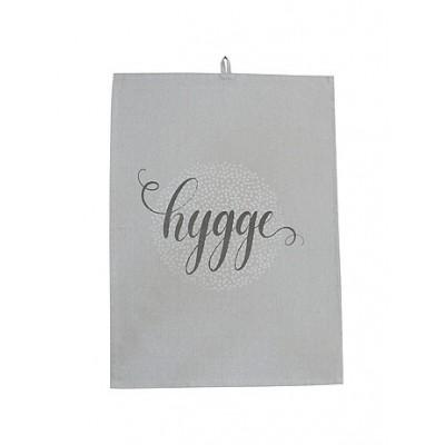 Полотенце  Hygge Stardust Grey 50х70 см