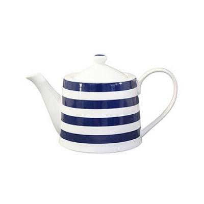 Чайник Dark Blue Stripes