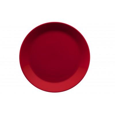 Teema Тарелка 21 см, красная