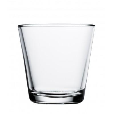 Kartio Стакан Clear 210мл, набор из 2 шт.