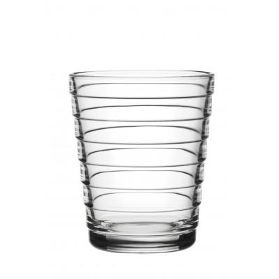 Aino Aalto Стакан Clear 220мл, набор из 2 шт.