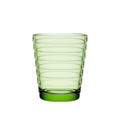 Aino Aalto Стакан Apple green 220мл, набор из 2 шт