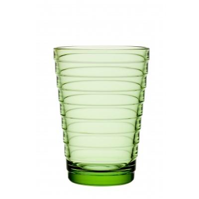 Aino Aalto Стакан Apple green 330мл, набор из 2 шт.