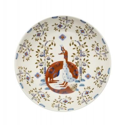 Taika White Глубокая тарелка 22 см