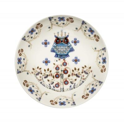 Taika White Глубокая тарелка, 20см